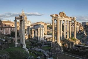 Romeins forum foto