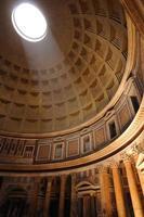 Romeins pantheon foto