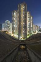 residentieel gebouw foto