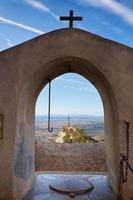 Mount Sant Salvador, Mallorca foto