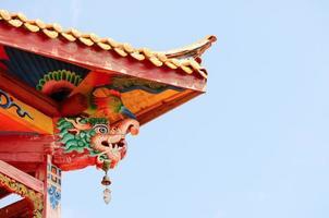 Chinees gebouw foto