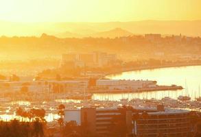 San Diego zonsopgang foto