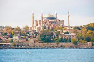 hagia sophia9 (istanbul, turkije) foto