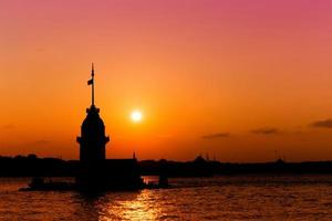 istanbul maiden toren