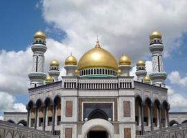 jame'asr hassanal bolkiah moskee foto