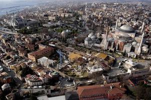 historisch schiereiland, istanbul foto