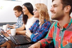 het creëren van een nieuwe app in team