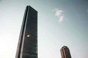 wolkenkrabber van Istanbul levent foto