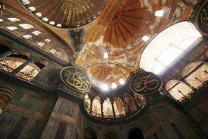 aya sofya, istanbul, turkije foto