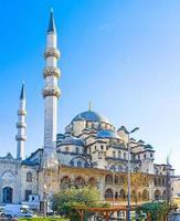 de marmeren moskee foto