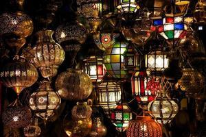 lampe marocaine foto