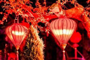 Chinees Nieuwjaar decoratie foto