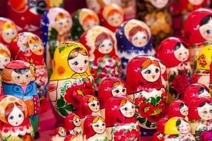 Russische Oekraïense poppen