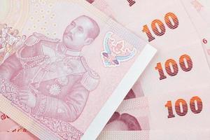 Thaise geldachtergrond foto