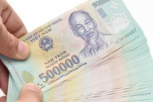 Vietnam of Money (Dong) foto