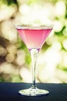 kosmopolitische cocktail foto