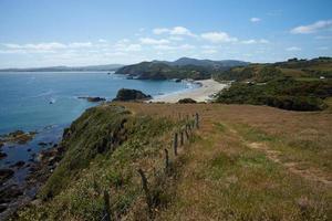 chiloé kustlijn foto