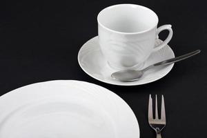 koffieservies menu foto