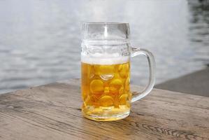 bierglas foto