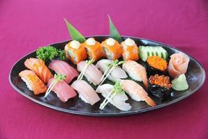 sushi set foto