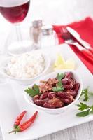 Chili con carne foto