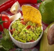 guacamole Dip foto