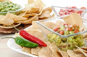 guacamole snack foto