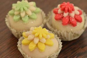 Arabische desserts. foto