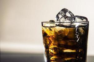 koude drank foto