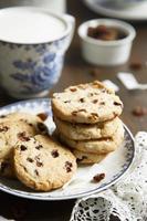 zelfgemaakte koekjes foto