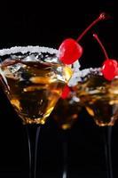 cocktails met kersen