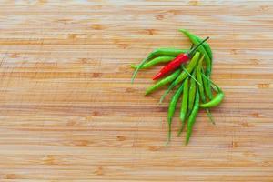 Thaise kruiden foto