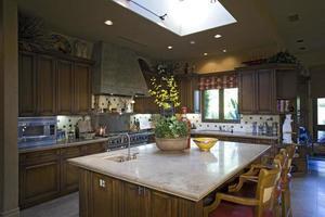 binnenlandse keuken foto