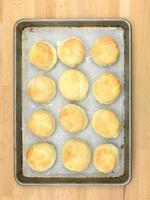gebakken scones