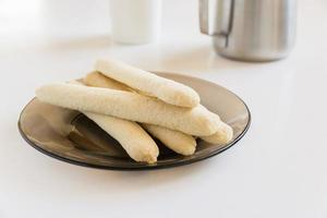 gebakken zoetigheden foto