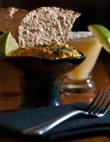 Mexicaanse geroomde maïs foto