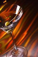 martini glas foto