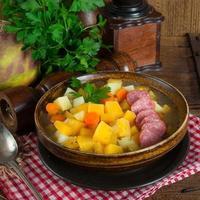 Rutabaga soep