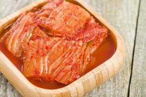 Kimchi (김치) foto