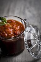 spaghetti saus foto
