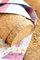volkorenbrood foto