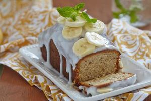 bananen brood foto