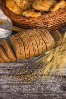 bakkerijproducten foto