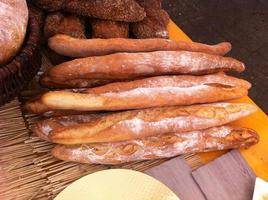 pain de campagne foto