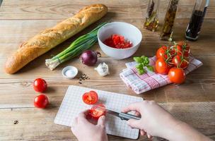 bruschetta ingrediënten