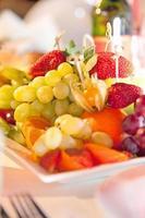 fruitschaal foto
