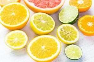 citrusvrucht foto