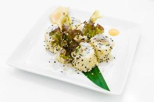 sesam sushi foto