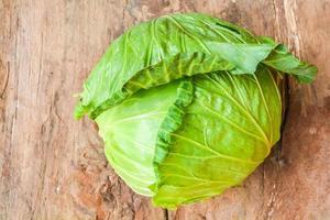 kool groente foto
