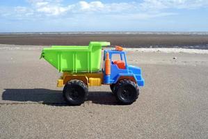 Speelgoed vrachtwagen